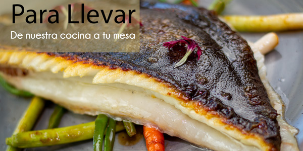 Carta de comidas para llevar Segovia
